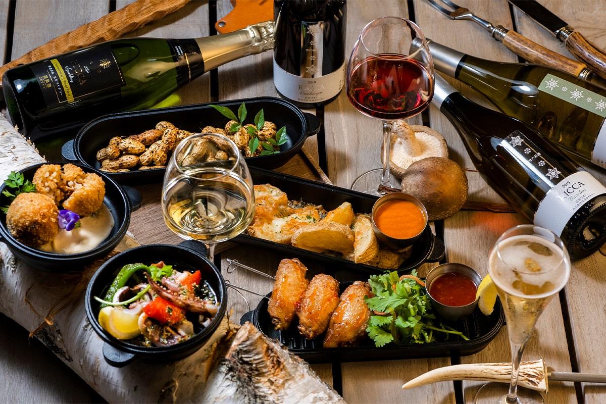 Iwamizawaのワインを愉しむFesta